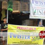 2 Agen Twister Hadir Dikota Pakis Malang