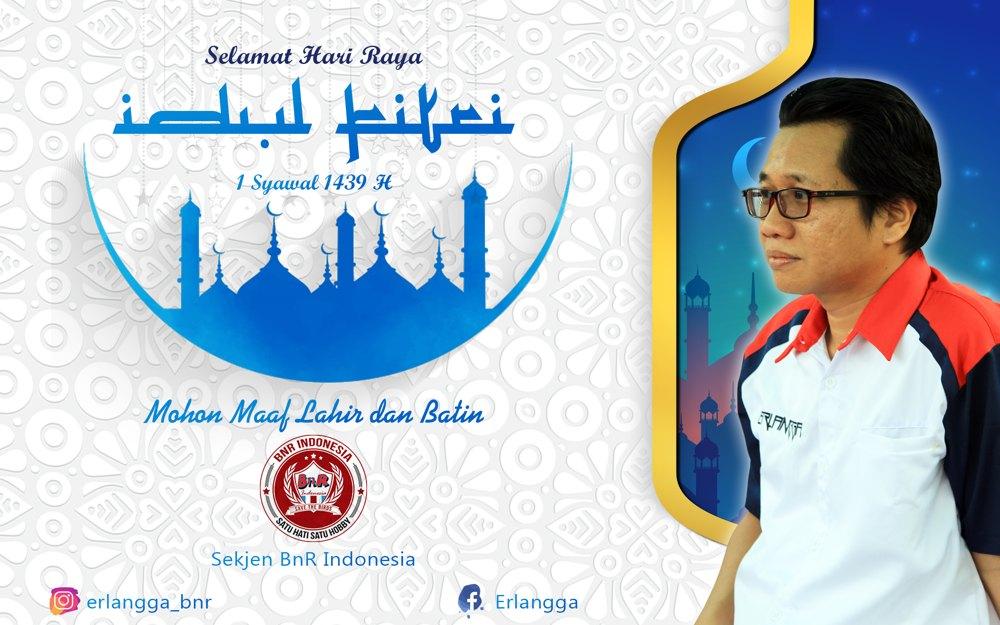 Erlangga – Sekjen BnR Indonesia