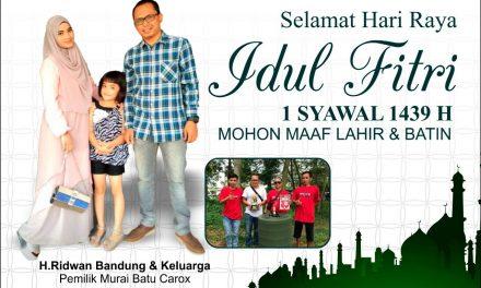H. Ridwan Bandung & Keluarga
