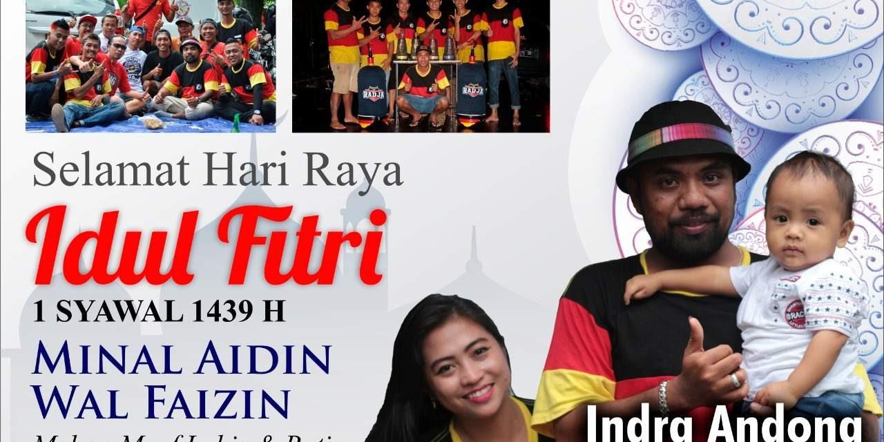 Indra Andong – Pesut SF Samarinda