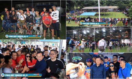 SS Double Winner Kelas Utama, KAW DSK Team & DM TEGAL Raih Juara Umum di Walikota Bogor Cup