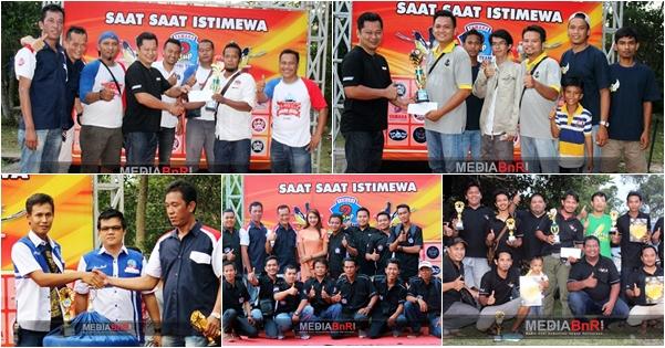 Ozone BC & Jangkar SF Juara Umum, KPKJ Komunitas Terbaik