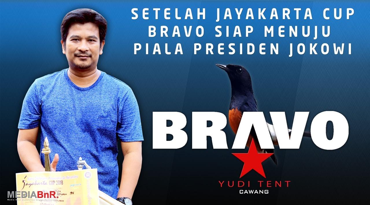 Setelah Jayakarta Cup, Bravo Siap Menuju Piala Presiden Jokowi