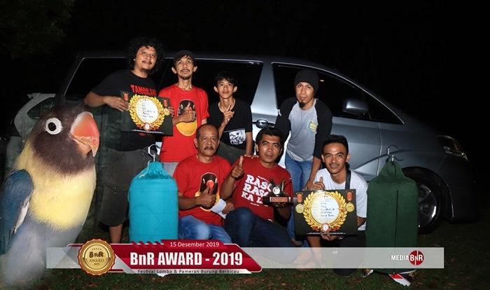 Kemenangan Perdana LB Zorro Ukir Prestasi Di BnR Award