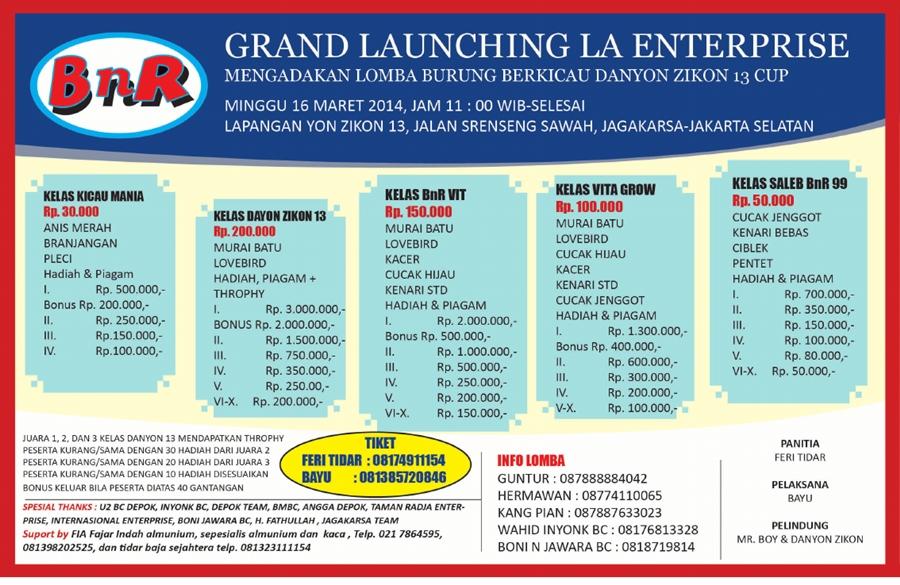 Grand Launching La enterprise11