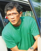 Robby Iwan Koi Ownersof Indonesia Society